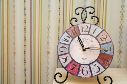 さかい快福整体堂 時計