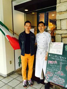平野区のイタリア食堂「ちぇるきお」