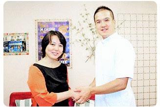 杉田かおるさんと対談