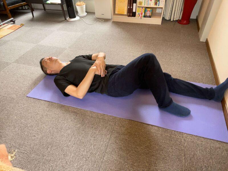 腰痛予防の大腰筋