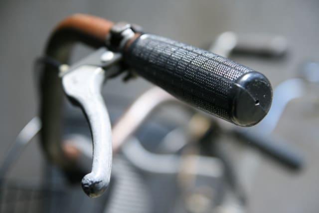 自転車のブレーキ